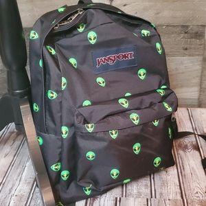 Jansport Alien backpack black